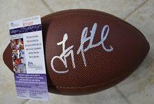 Troy Aikman Signed Official Wilson NFL Football w JSA COA #R73447 Dallas Cowboys