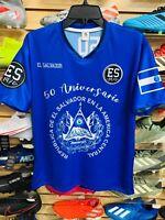 Details about  /Blusa De El Salvador// Ladies El Salvador Jersey size Medium