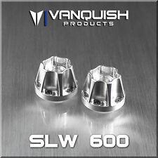 VANQUISH SLW 600 WHEEL HUB CLEAR AXIAL RC4WD TAMIYA HPI YETI BOMBER VPS01039
