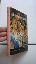 SIGNE DE PISTE / DALENS / LE PRINCE ERIC  / CARTONNEE / 1958