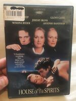 The House of the Spirits (DVD, 2001, Sensormatic)