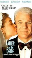 Father of the Bride & Father of the Bride Part II Set (VHS, 1992)