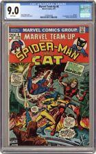 Marvel Team-Up #8 Marvel 1973 CGC 9.0 Spider-Man & Cat / Tigra 1st Man-Killer