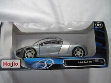 Maisto1:24 Audi R8 Car Unopened in box.
