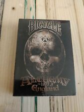 Alchemy playing cards Bicycle & Gothic