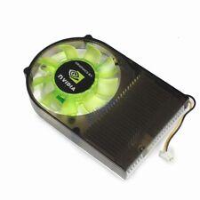 Aluminum 55mm Dual Ball PC VGA Video Graphics Card Heatsinks Cooler Cooling Fan
