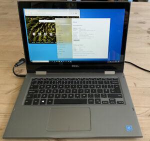Dell Inspiron 13-5378 Laptop 16GB RAM, 1TB HDD, 2.3GHz, Win 10