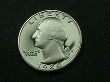 UNITED STATES 25 Cents 1980 S PROOF