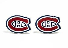 Montreal Canadiens Cufflinks NHL Hockey