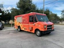 Very Nice 2001 Ford Step Van Food Truck Street Food Kitchen for Sale in Florida!