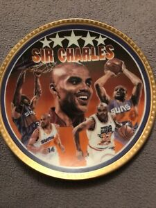 Sports Impressions - Charles Barkley - NBA Collector Plate Series