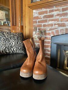 Mishka Vintage Platform boots size 9