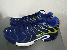 Nike Uomo Air Max TN più (GS) 655020-407 Blu Sneakers Scarpe Nuovo Gr.36,5