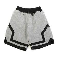 MITCHELL & NESS LAVISH SPORT SHORTS MA37MN-MNN-K-FIY GREY/BLACK