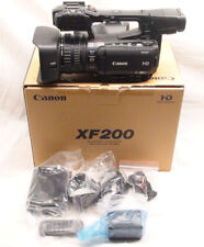 Canon XF200 Dual Compact Flash Memory Lightly Used