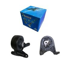 LEFT + RIGHT ENGINE  MOUNTS FOR  JEEP CHEROKEE / LIBERTY KJ  2.4L 2002 - 2005