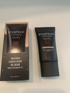 Smashbox Camera Ready BB Cream SPF35 Shade LIGHT / NEUTRAL 1oz / 30ml New in Box