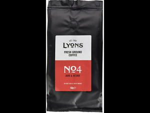 GROUND COFFEE IDEAL FOR CAFFETIERS OR COFFEE MACHINES 150g