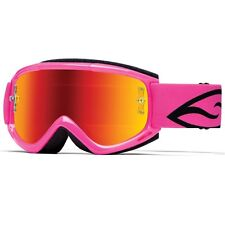 Brille Cross MX Offroad verspiegelt SMITH FUEL V1 MAX-M gloss pink