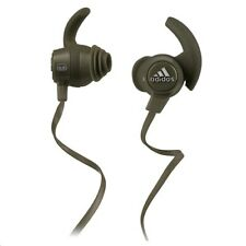 Monster  Adidas Response Canal Sports Headphones with In Line Microphoes.