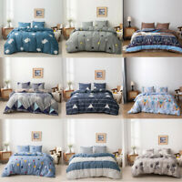 1Pc Duvet Cover Double Queen King Super King Size Doona/quilt Cover Artistic