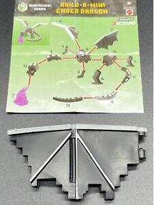 "Minecraft Minifigures ~ Build-a-Mini Ender Dragon ""Left Wing"" (Piece 2)"