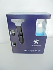 Genuine Peugeot Winter Car Care Pack Kit - Autumn & Winter Essentials