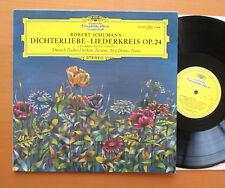 SLPM 139 109 Schumann Dichterliebe Liederkreis Fischer-Dieskau Jorg Demus NM/EX
