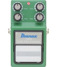 IBANEZ TS-9DX TS9DX Turbo Tube Screamer Guitar Effect Pedal Overdrive