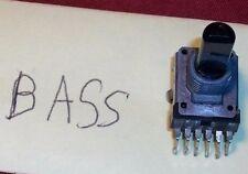 Technics SU-G95 Stereo Receiver - Bass Pot
