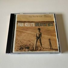 Paul Kelly Songs From The South Greatest Hits CD
