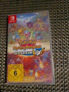 Nintendo Switch - Pokemon MysteryDungeon Retterteam - eingeschweißt ovp