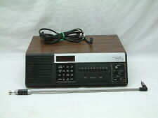 Regency Touch K100 Scanner Model Act-T-K100 - with Antenna - 10 Channel