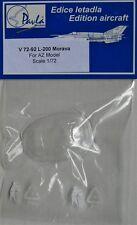 Pavla V72092 1/72 Vacform Canopy AZ Models L-200 Morava
