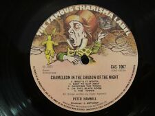 PETER HAMMILL - CHAMELEON IN THE SHADOW OF THE NIGHT - 1st PRESS - UK - VDGG