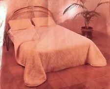 Coperta Matrimoniale 100% LANA MERINOS misure 265x225 cm OTTIMO AFFARE come NUOV