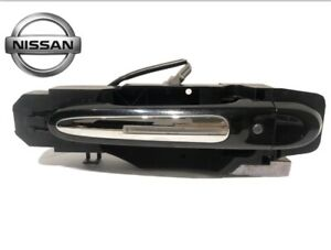 2009-2011 Nissan Cube Backdoor Tailgate Outer Handle w/ Smart Entry System OEM