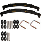 Heavy Duty Rear Suspension Rebuild Kit for EZGO TXT Golf Carts 1994+