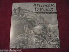 BROKEN CROSS Through Light To Night LP Integrity Holy Terror GISM Zouo