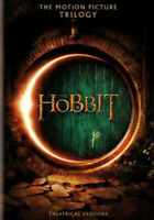 Hobbit: The Motion Picture Trilogy (Theatrical Versions) [New DVD] Boxed Set,