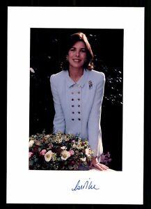 Carolin von Monaco Foto Original Signiert #BC G 32367
