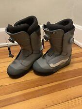 Vans Aura Pro Snowboard Boot, Gray, 10
