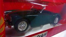 MGA British RACING GREEN LHD 1:16 RARE TONKA MGA-TC IN ORIGINAL BOX TWINCAM MGA