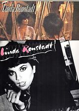 Linda Ronstadt Vinyl 2 LP Lot, Simple Dreams & Mad Love
