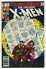 The Uncanny X-Men #141 & 142 - Days of Future Past FN/VF 1981 Marvel Comics