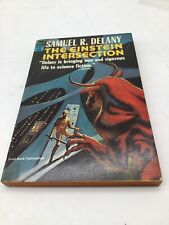 The Einstein Intersection Samuel Delany  paperback F-427