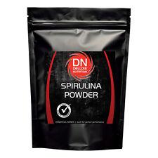 Organic Spirulina Powder High In Protein 100g 250g 500g 1kg