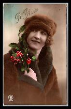 Gp Goldpath: Belgium Post Card 1923 _Cv515_P17