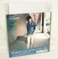 Oh Won Bin Good for You Taiwan CD + Poster (Japanese)