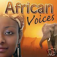 AFRICAN VOICES Music Tape  51 mins - Global Journey